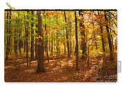 Skyline Drive At Low Gap Shenandoah National Park Carry-all Pouch