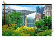 Skyline From Lurie Garden Art Institute Dsc2679 Carry-all Pouch