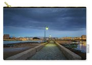 Skyline From The Walkway Cadiz Spain Carry-all Pouch