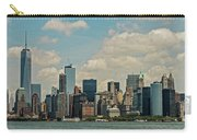 Skyline Of New York City - Lower Manhattan Carry-all Pouch