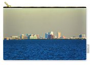 Skyline Of Tampa Bay Florida Carry-all Pouch
