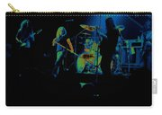 Skynyrd Sf 1975 #10 Crop 2 Enhanced In Cosmicolors Carry-all Pouch