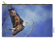 Skyward - Bald Eagle Carry-all Pouch