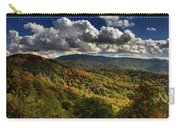 Skyway Clouds Carry-all Pouch