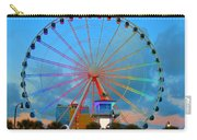 Skywheel Carry-all Pouch