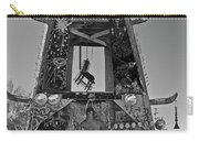 Slab City Museum Tower Bw Carry-all Pouch