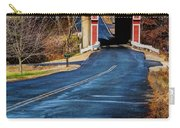 Slate Covered Bridge Carry-all Pouch