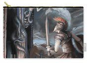 Slay The Gorgon Carry-all Pouch