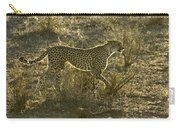 Sleek And Spotted Carry-all Pouch