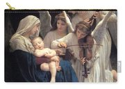 Sleeping Baby Jesus Carry-all Pouch