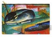 Sleeping Deer 1913 Carry-all Pouch