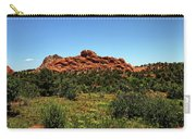 Sleeping Giant At The Garden Of The Gods Carry-all Pouch