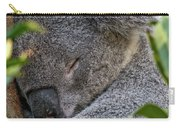 Sleeping Koala - Canberra - Australia Carry-all Pouch