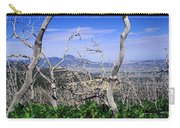 Sleeping Ute Mountain - From Mesa Verde National Park Carry-all Pouch