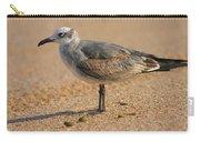 Sleepy Gull Carry-all Pouch