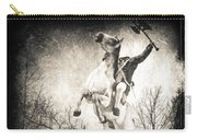 Sleepy Hollow Headless Horseman Carry-all Pouch