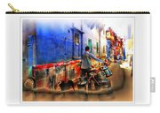 Slice Of Life Milkman Blue City Houses India Rajasthan 1a Carry-all Pouch