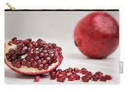 Sliced Pomegranate Carry-all Pouch