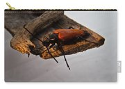 Sliding Beetle Carry-all Pouch