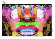 Split Personality By Nixo Carry-all Pouch