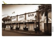 Sloppy Joe's - Key West Florida Carry-all Pouch by Bill Cannon