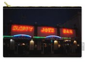 Sloppy Joes By Night Carry-all Pouch