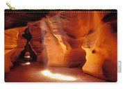 Slot Canyon Warm Light Carry-all Pouch