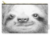 Sloth Carry-all Pouch by Eric Fan