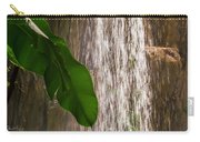 Slow Motion Tropical Waterfall Carry-all Pouch