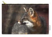 Sly As A Fox Carry-all Pouch