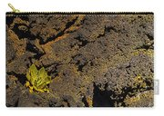 Small Aloe In Lava Flow Carry-all Pouch