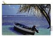 Small Boat Belize Carry-all Pouch