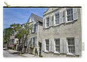 Small Colonial Style Homes Carry-all Pouch