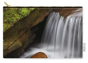 Small Falls At Governor Dodge State Park Carry-all Pouch