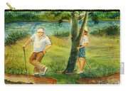 Small Golf Hazard Carry-all Pouch