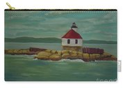 Small Island Lighthouse Carry-all Pouch