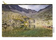 Small Lake In Mala Studena Dolina Carry-all Pouch