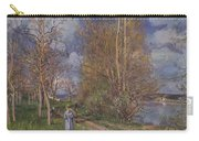 Small Meadows In Spring Carry-all Pouch