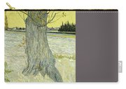 Small Pear Tree In Blossom Arles, April 1888 Vincent Van Gogh 1853  1890 Carry-all Pouch
