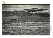 Small Ranch Colorado Foothills Carry-all Pouch