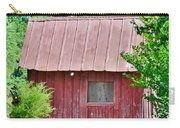 Small Red Barn - Lewes Delaware Carry-all Pouch