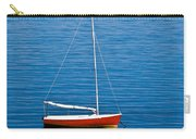 Small Sailboat Carry-all Pouch