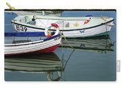 Small Skiffs - Lyme Regis Harbour Carry-all Pouch
