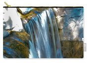 Small Stop Motion Waterfall Carry-all Pouch