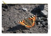 Small Tortoiseshell Carry-all Pouch