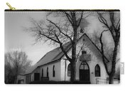 Small Town Church Carry-all Pouch