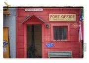 Small Town Post Office Carry-all Pouch