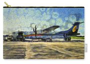 Small Turboprop Plane Carry-all Pouch