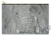 Small Tusks Carry-all Pouch