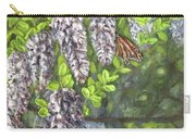 Smell The Moutain Laurel Carry-all Pouch